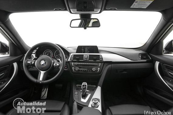 Interior BMW 320d Touring