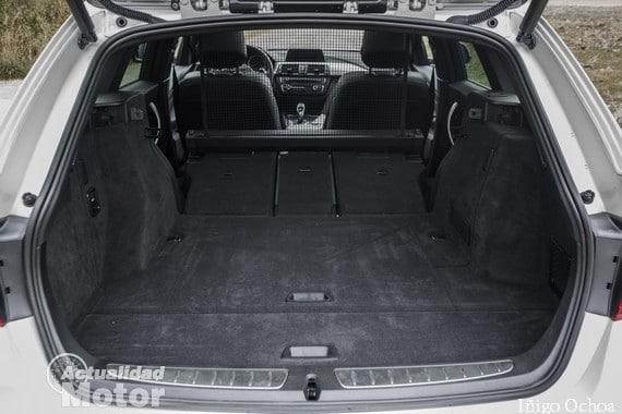 Maletero BMW 320d Touring