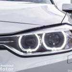 Faros bixenón con luz diurna BMW 320d Touring