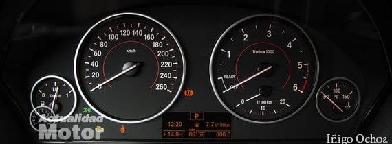Cuadro de relojes BMW 320d Touring