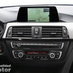 Consola BMW 320d Touring