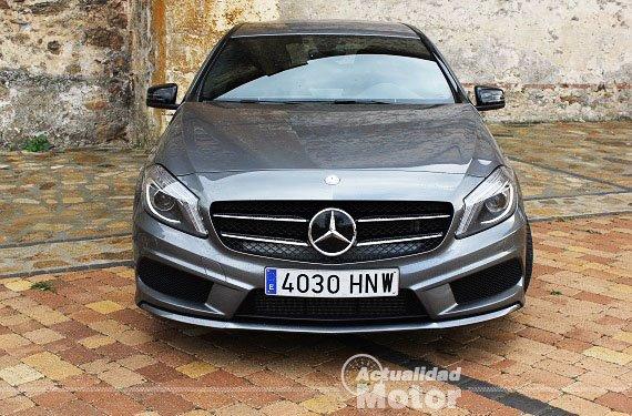 Prueba Mercedes A 180 CDI Blue Efficiency