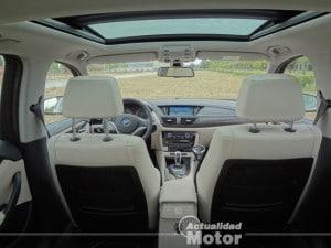 BMW X1 2.0i S-Drive techo panorámico