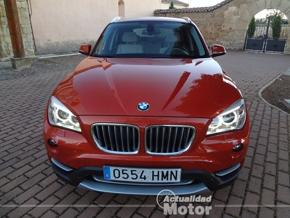 BMW X1 2.0i S-Drive front