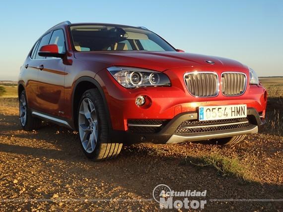 BMW X1 2.0i S-Drive prueba