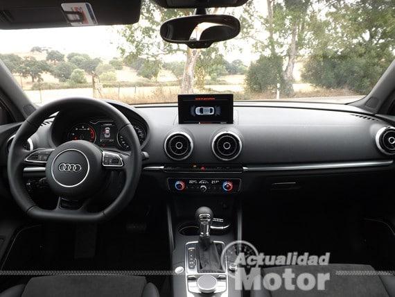 Interior Audi A3 Sedán