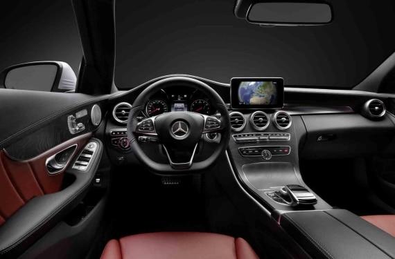 Mercedes-Clase-C-Interior