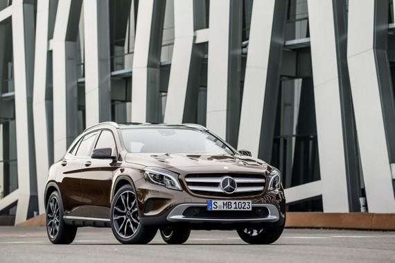 Nuevo Mercedes GLA