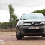 Prueba Citroën C4 Aircross HDI 115 4WD