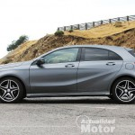 Prueba Mercedes A 180 CDI Blue Efficiency