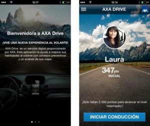 AXA Drive App