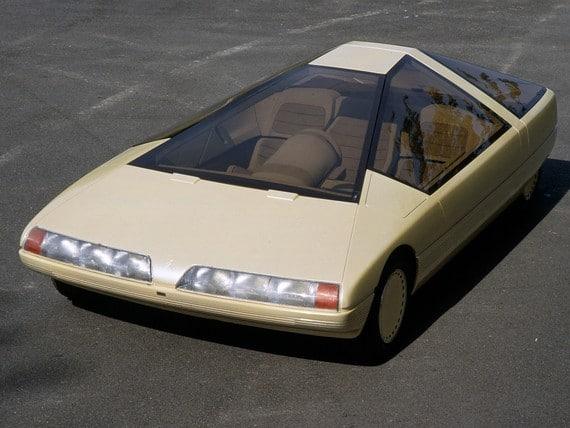 Citroën Karin Concept Paris 1980