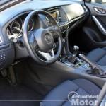 Prueba Mazda 6 SKYACTIV-D 150 CV