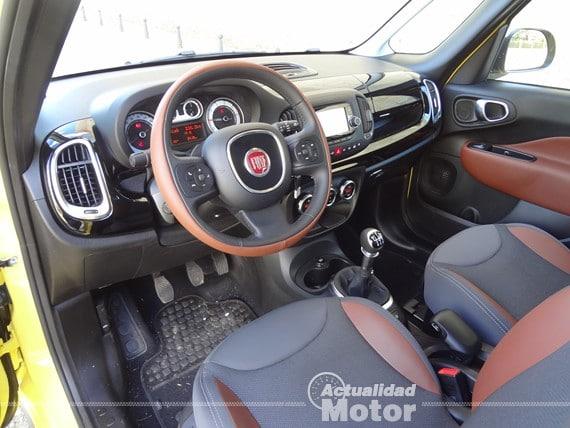 Fiat 500L Trekking salpicadero