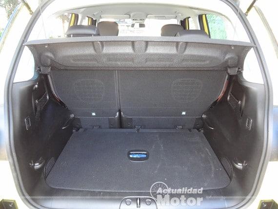 Fiat 500L Trekking maletero