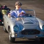 El Aston Martin para niños