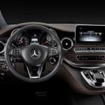 Interior Mercedes Clase V