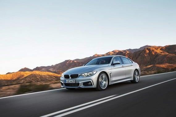 BMW Serie 4 Gran Turismo