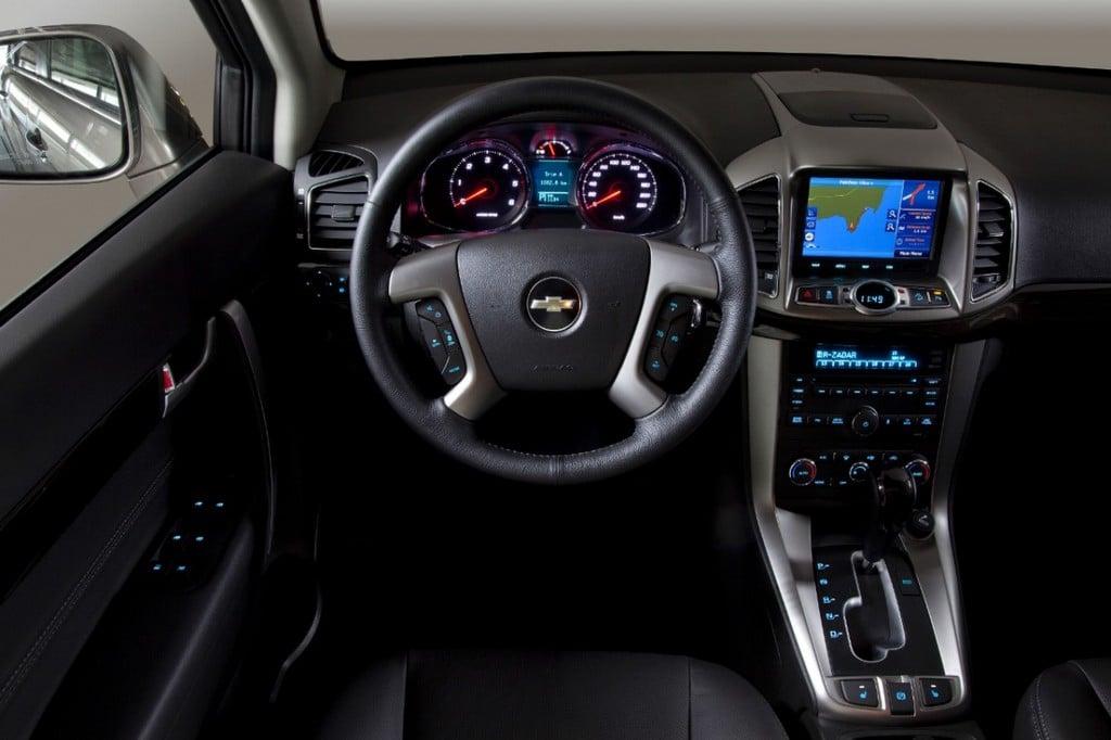 Ficha Tcnica Chevrolet Captiva