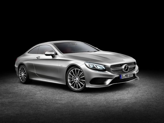 Nuevo Mercedes Clase S Coupé