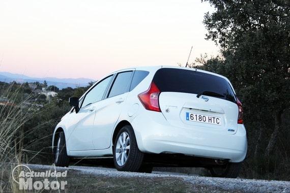 Prueba Nissan Note 1.5 dCi 90