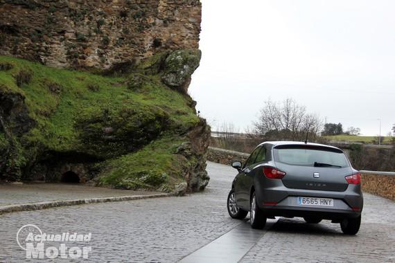 Prueba SEAT Ibiza SC ITech 1.2 TSI 85 consumo