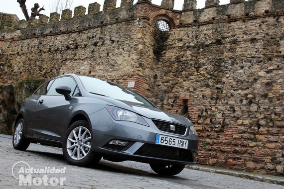 Prueba SEAT Ibiza ITech 1.2 TSi 85 diseño