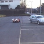 Shelby Cobra réplica para niños