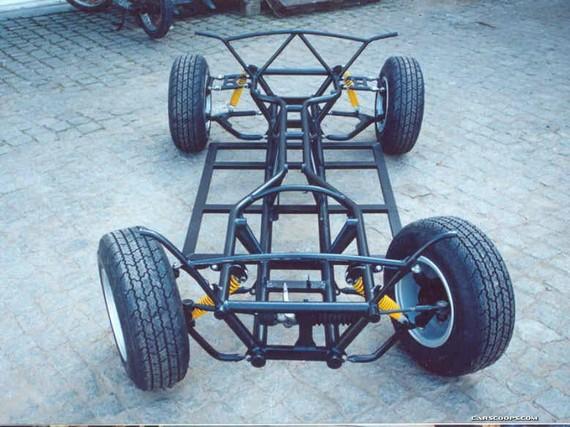 Shelby Cobra Para Ninos Una Genial Replica Con Motor De Gasolina