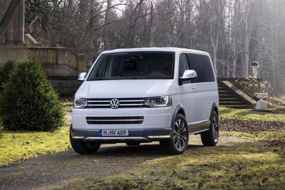 Volkswagen Multivan Alltrack Studio