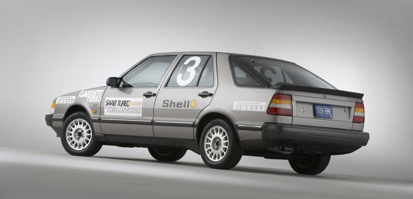 Saab 9000 Turbo Long Run