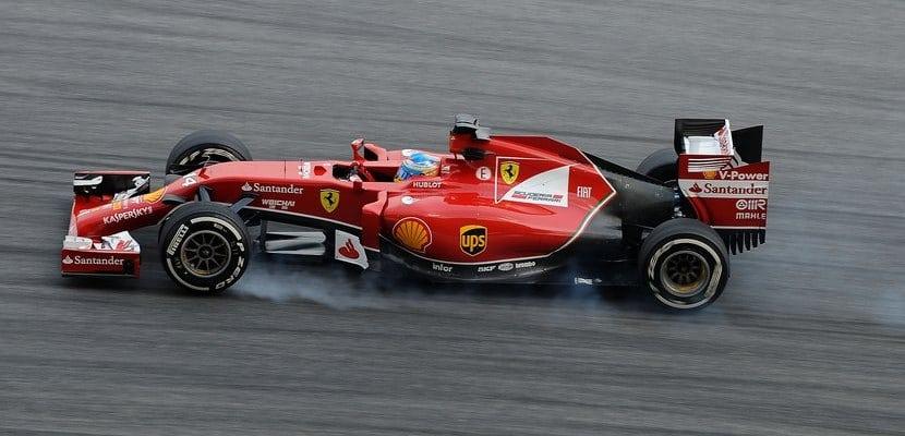 Fernando Alonso, Ferrari, GP Malasia 2014