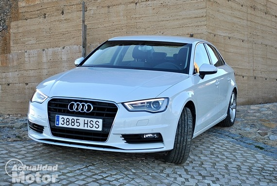 Audi A3 Sedán