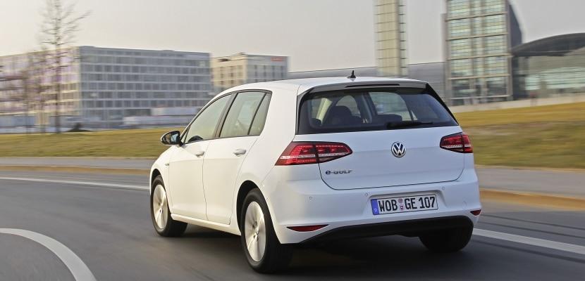 VW E-Golf 6