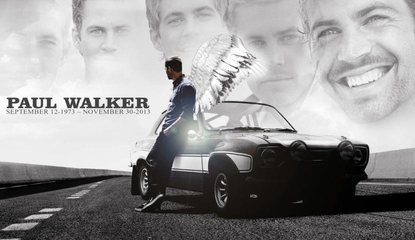 Homenaje de Paul Walker