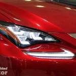 Lexus RC presentación en Madrid