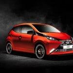 Nuevo Toyota Aygo Ginebra lateral