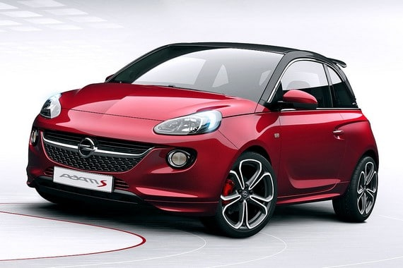 Opel ADAM S 2014