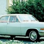 Opel Admiral primera generación