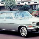 Opel Diplomat primera generación