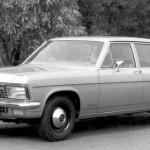 Opel Kapitän segunda generación