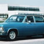 Opel Admiral segunda generación