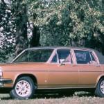 Opel Diplomat segunda generación
