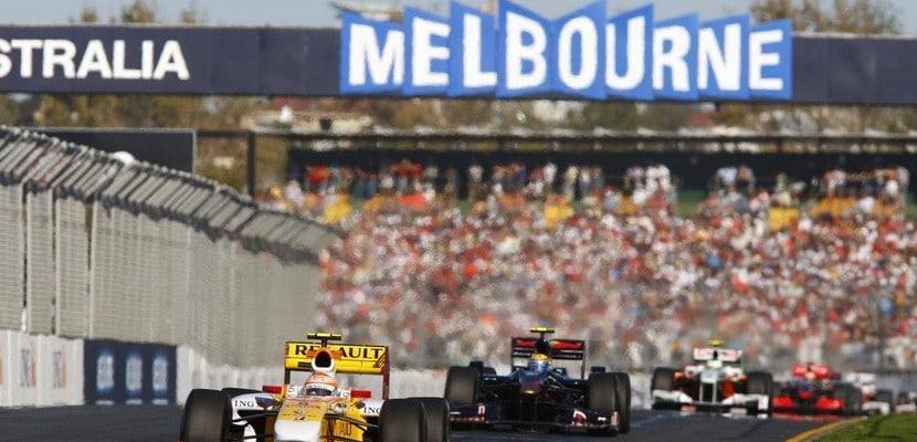 Fernando Alonso, Renault, GP Australia 2014