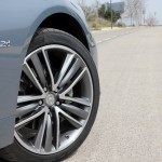 Prueba Infiniti Q50 diésel diseño