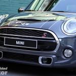 Prueba nuevo MINI Cooper 2014