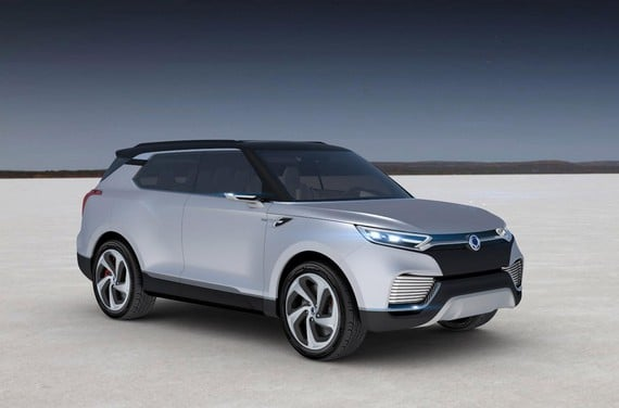 SsangYong XLV Concept Ginebra