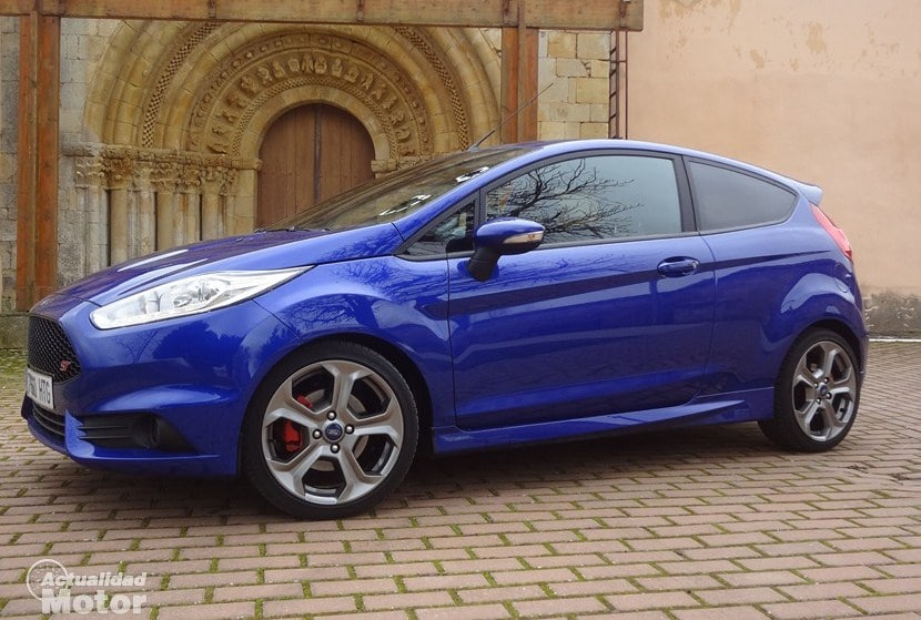 Ford Fiesta ST 182CV