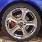Ford Fiesta ST llantas antracita