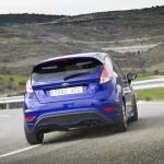 Ford Fiesta ST prueba 2014